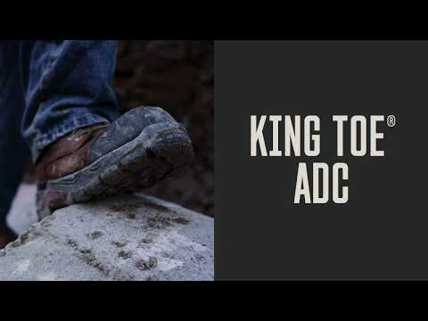 1e36ffcc1de King Toe ADC from Red Wing Shoes :60 - YouTube