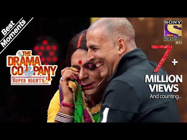 The Drama Company | Rinku Bhabhi Welcomes Akshay Kumar | Best Moments