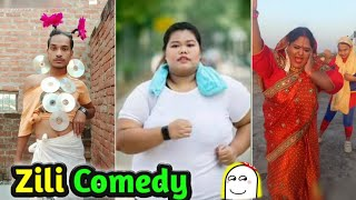 Zili Funny Video😂 | Best Tiktok Comedy Videos | funny Tiktok videos | Tiktok video clip | moj app 9