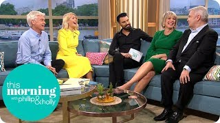 Rylan Takes Phillip, Holly, Eamonn and Ruth Down Memory Lane | This Morning