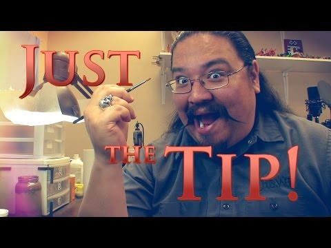 Just the Tip! Care for your Tool