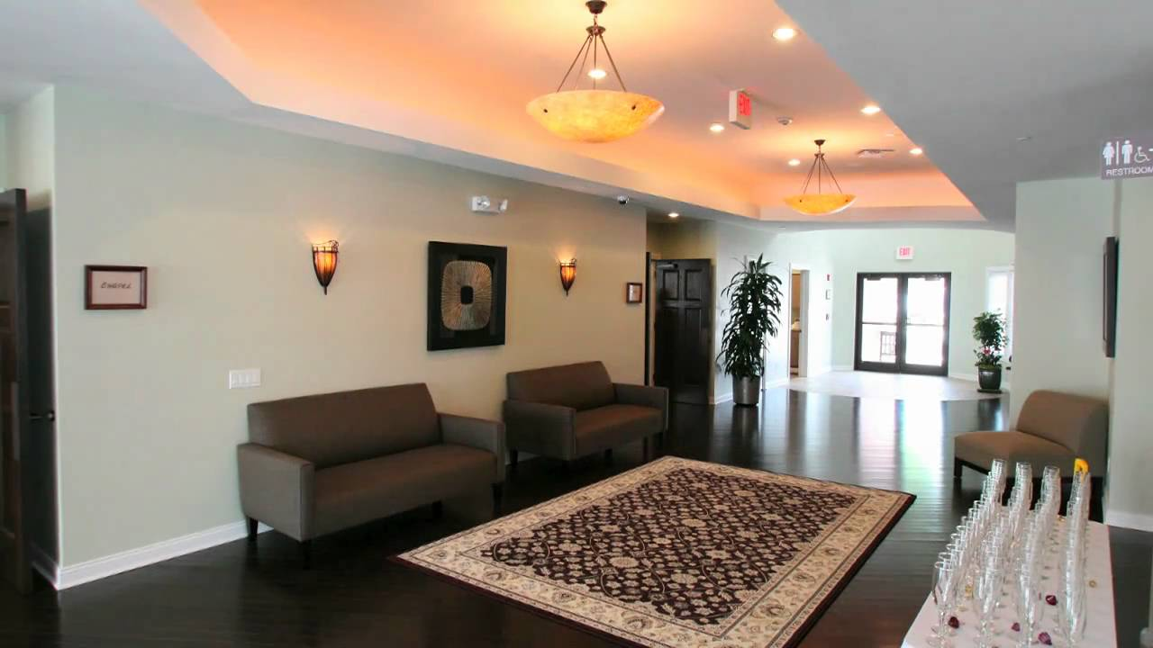 miller architects builders showcase the elms funeral home - Funeral Home Building Design