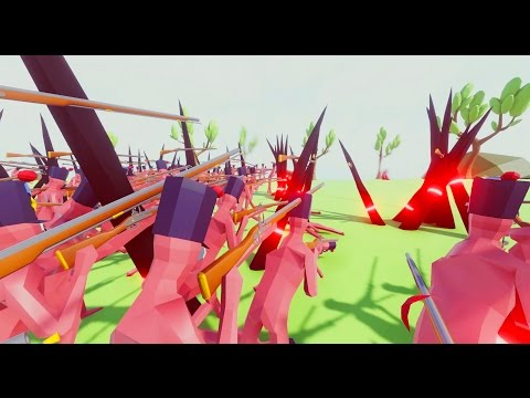 THE DARK PEASANTS OF MORDOR!!! | Totally Accurate Battle Simulator (TABS)
