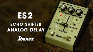 ES2 - Echo Shifter Analog Delay
