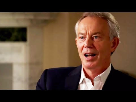 Tony Blair Admits Corbyn Could Become Prime Minister