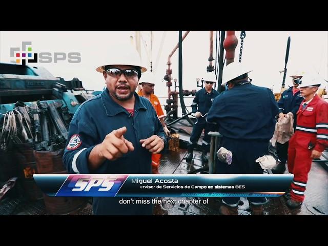 SPS culmina primera instalación de sistemas BES a bordo de gabarra GP-26