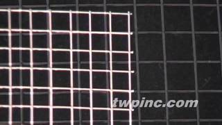 4 Mesh 25 Gauge Welded Stainless Wire Mesh