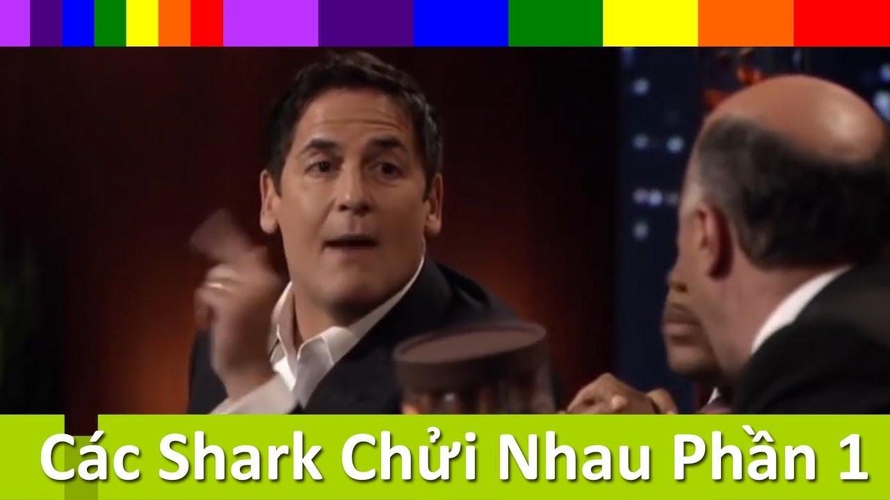 Shark Tank Việt Sub Tập 12 - Khi Các Shark Chửi nhau trên sóng truyền hình Phần 1