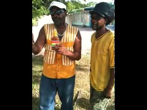 Health Drink Organic Roots, Negril Jamaica
