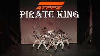 ATEEZ (에이티즈) - PIRATE KING ('해적왕') by OneForAll at AOCREW KNEXT 2019 Concert