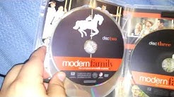 Modern Family Season 7 DVD Unboxing