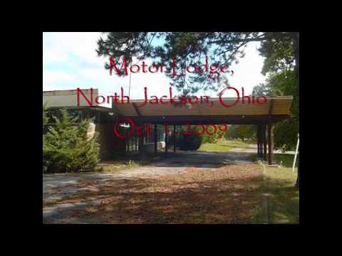 Abandoned Motel, North Jackson, Ohio