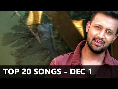 Top 20 Bollywood Songs of the Week (Radio Mirchi Charts) - December 1, 2017