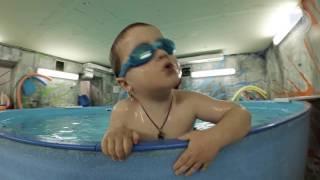 Детское плавание в