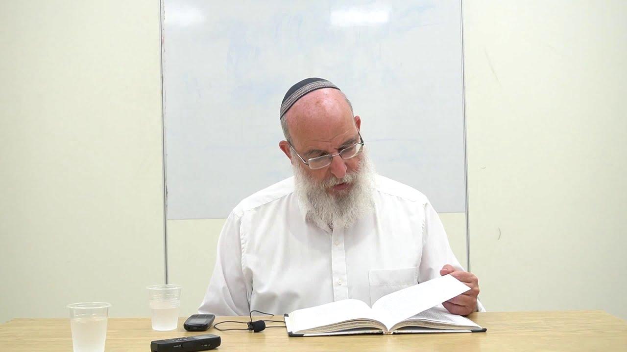 ואעשך לגוי גדול - למהלך האידיאות בישראל - הרב אליעזר קשתיאל