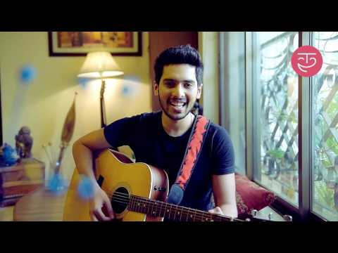 Armaan Malik hums a song from his first album