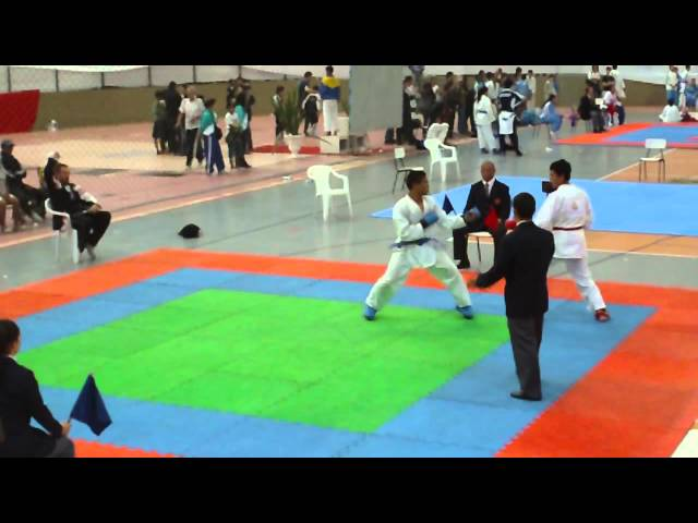 Brasileiro Karate Infantil CBK - vídeo 08 Travel Video