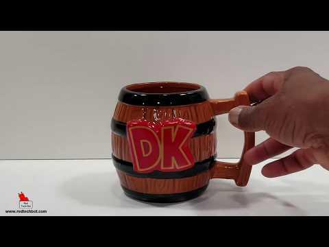 donkey-kong-country-coffee-mug-video-review-(2019)
