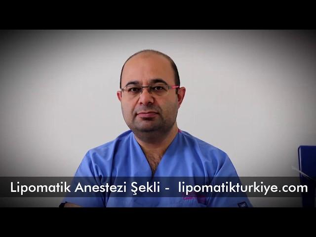 Lipomatik - Anestezi ?ekli - lipomatikturkiye.com