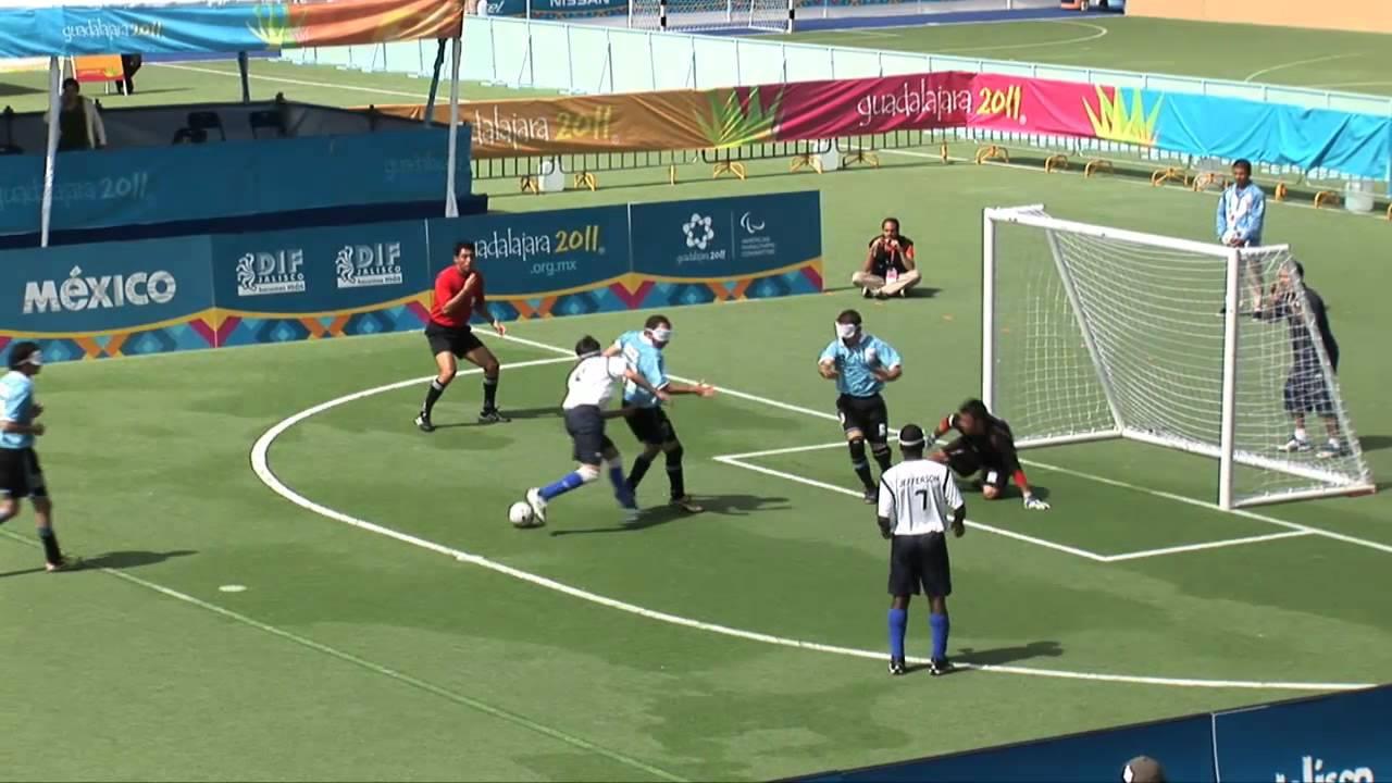 Parapan 2011 - Vídeo Release Futebol de 5 - YouTube b33158c1994d4
