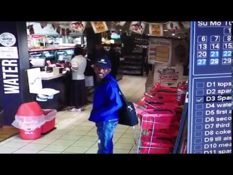 Robbery at a store in Kraaifontein