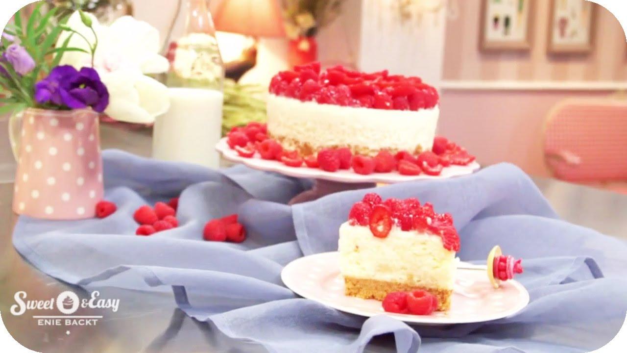 Milchreis Torte Mit Himbeeren Sweet Easy Enie Backt Youtube