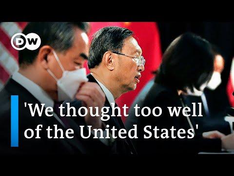 Alaska summit spat: What's China's take on the US? | DW News