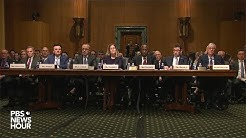 WATCH LIVE: Top pharmaceutical executives testify before the Senate Finance Committee on drug prices