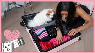 PACK WITH ME FOR MY VALENTINES DAY TRIP!
