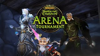 Burning Crusade Classic Arena Tournament Trailer