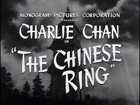 Charlie Chan | The Chinese Ring (1947) [Crime] [Comedy]