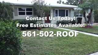 ROOF CLEANING PAINTING BOCA WEST PALM BEACH GARDENS