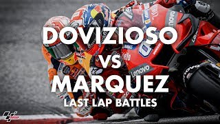Download Video Déjà vu? Dovizioso vs Marquez in last lap battles! MP3 3GP MP4