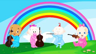 8 HOURS of Classical Music for your Babies to Sleep - Baby Lullaby - Bedtime - Music for Babies