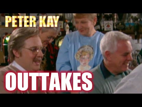 Young Kenny Can't Finish His Lines   Phoenix Nights OUTTAKES   Peter Kay