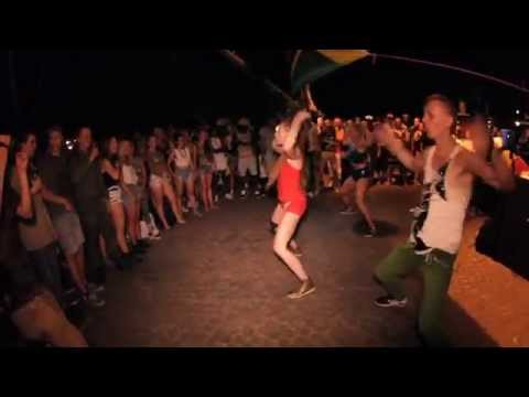 Estonian dancehall: JJ-Street dancers show @ Jamaica Independence party Starlight, Helsinki, Finland