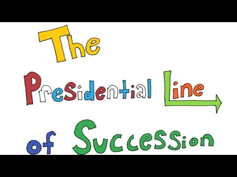 The Presidential Line of Succession