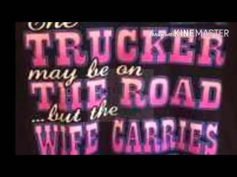 Trucker wives