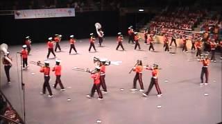 2000香港音樂事務處步操管樂團比賽 佛教沈香林紀念中學及釋