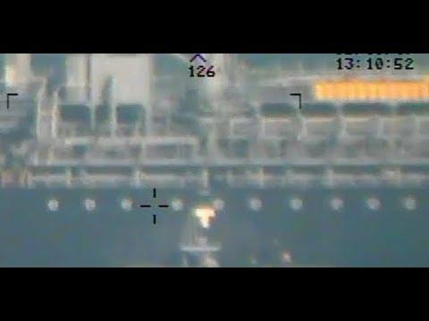 واشنطن تنشر صوراً جديدة تدين إيران في هجوم ناقلتي النفط  - نشر قبل 3 ساعة