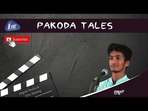 Pakoda Tales: The Sack Of Misunderstanding  Prajwal  A Kannada Story Telling Show By SDM Bvoc