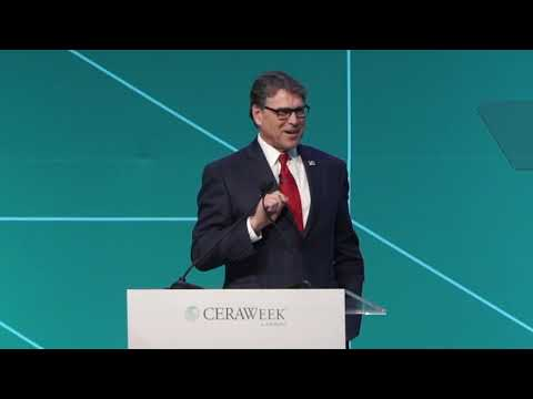 The New American Energy Era - Secretary Rick Perry's CERA Week 2019 Remarks