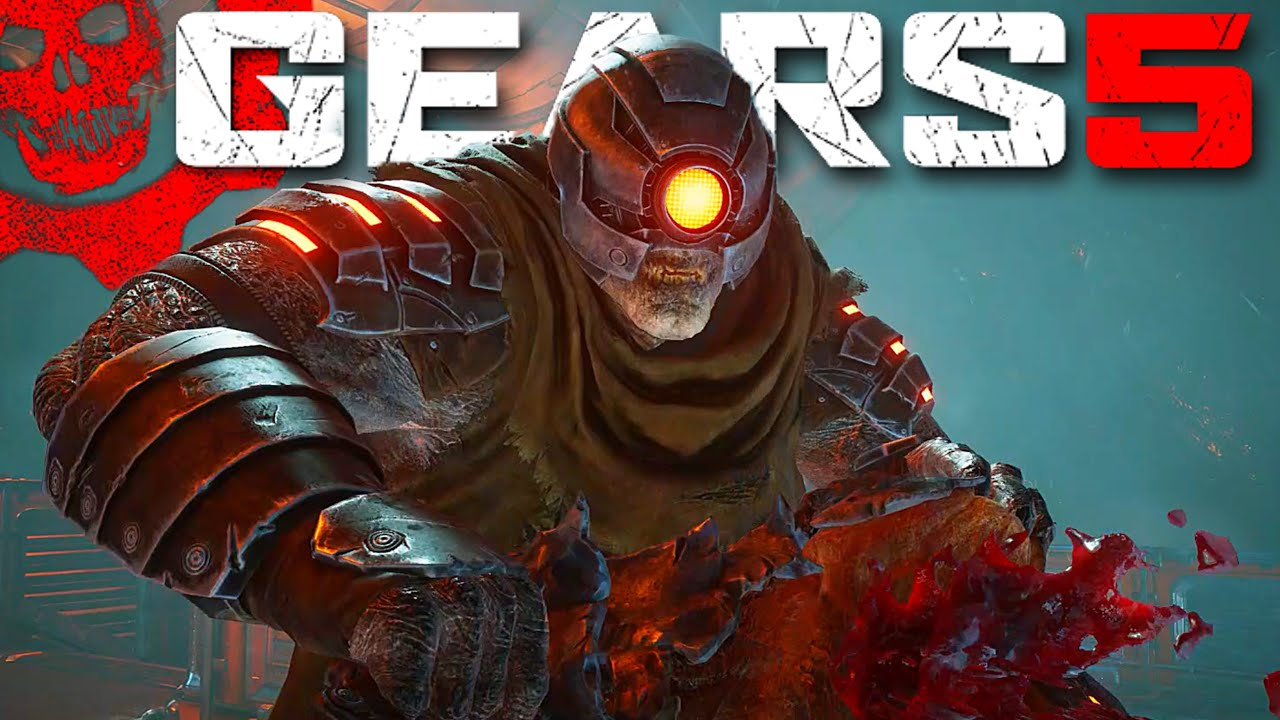 ALL BEATDOWN EXECUTIONS | WITH KRAV JERMAD | Gears Of War 5 thumbnail