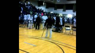 All American open Tae Kwon do/karate/kung fu Championship