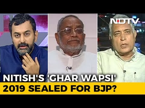 Nitish Kumar Modi-Fied, Opposition Crumbles: 2019 Sealed For BJP?