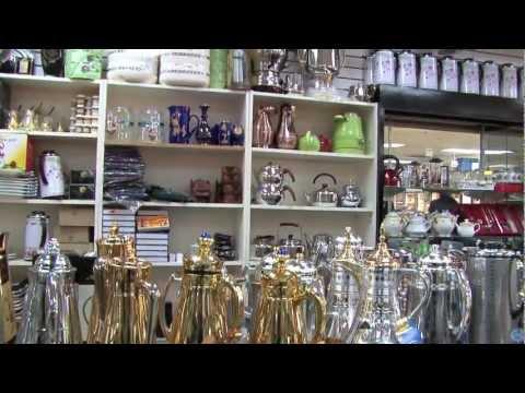 Afghan Market Anchors a Community