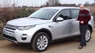 Фото Land Rover Discovery Sport Review 2015  TELEGRAPH CARS