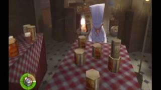 Ratatouille Movie Game Walkthrough Part 20 (Wii)
