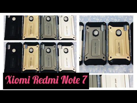Phone Case Xiomi Redmi Note 7 ~ Spigen Iron