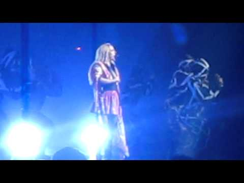 Toxic - Britney Spears Live In Montreal - August 11th 2011
